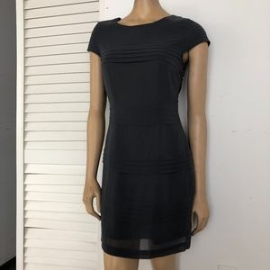 HM PLEATED SHEATH DRESS